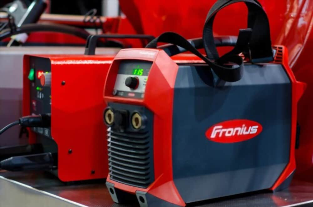 Fronius Welding Brand Known For Their High Quality Products