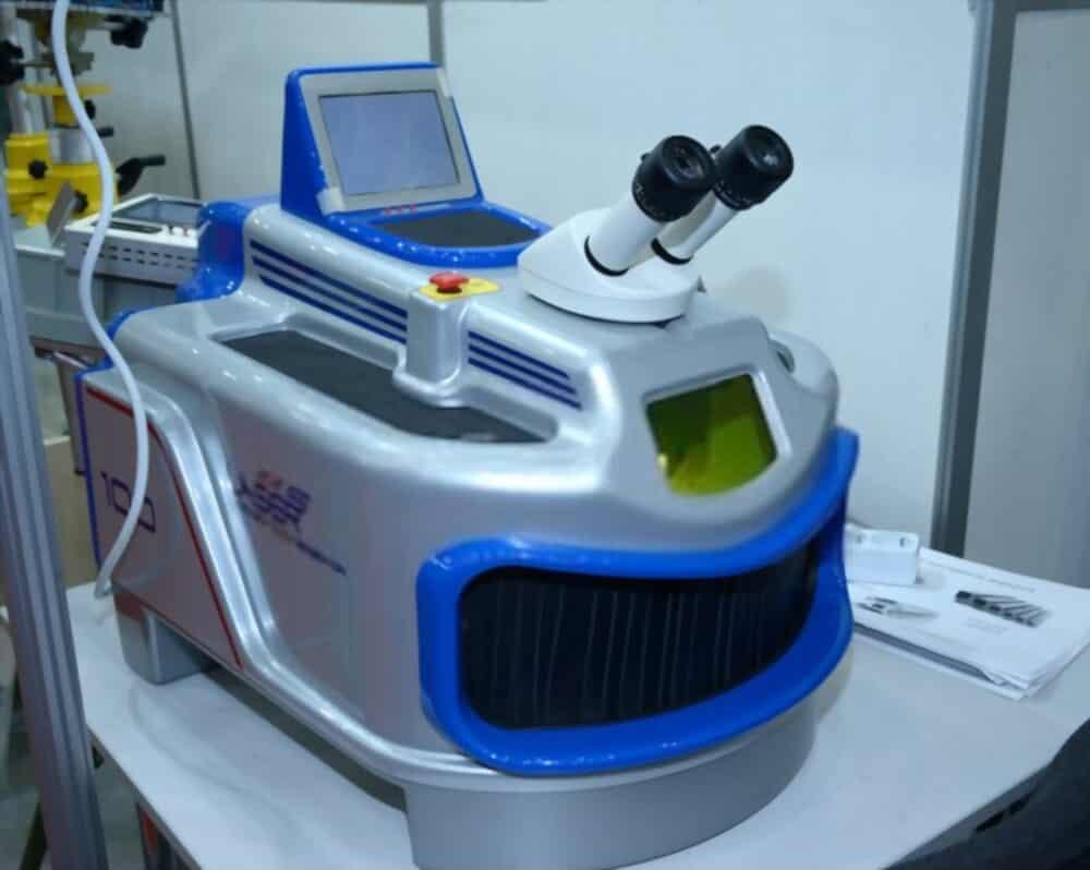Laser Micro Welding Machine