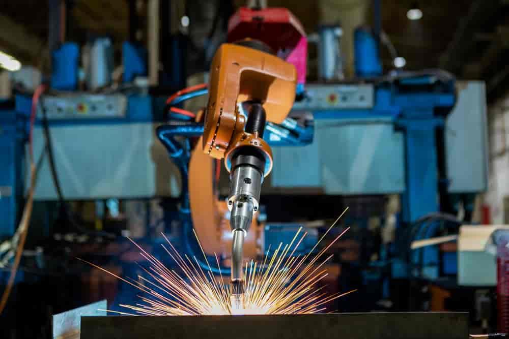 Robotic Tig Welding