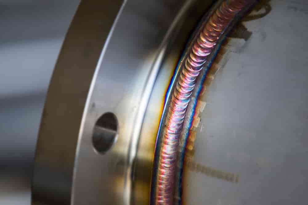 A Pipe Weld