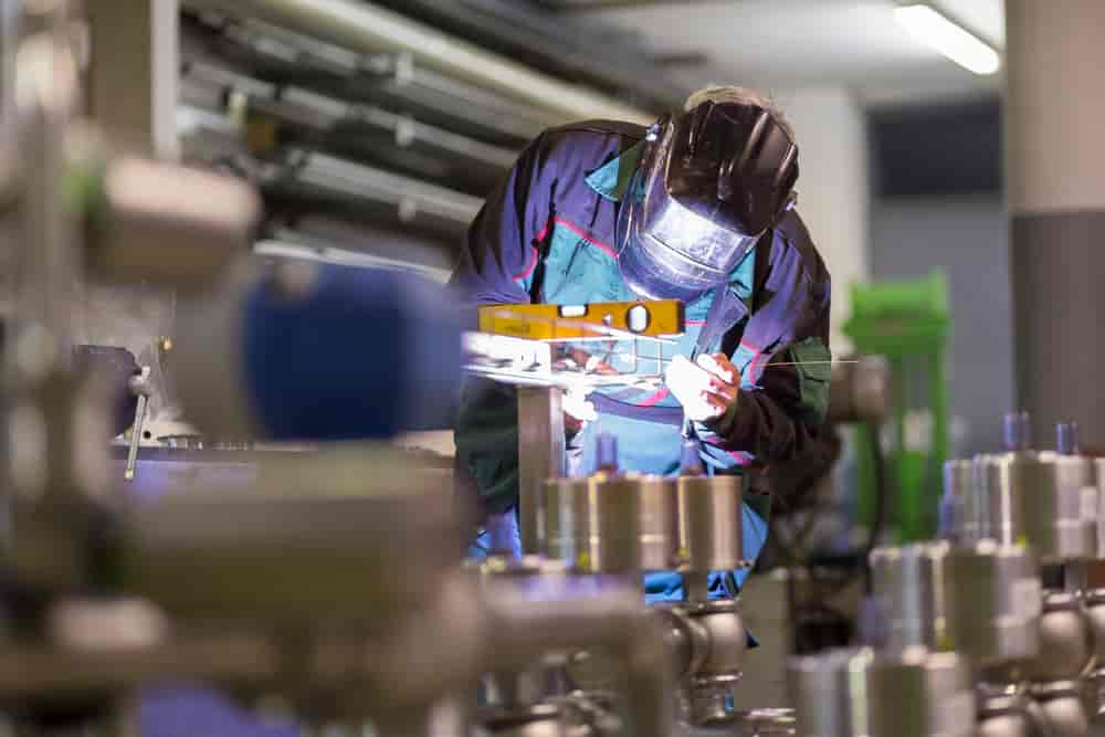 Manufacturing Welding Industry