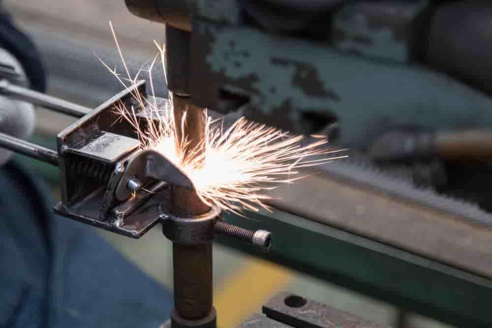 Mini Spot Welder for Automotive Parts