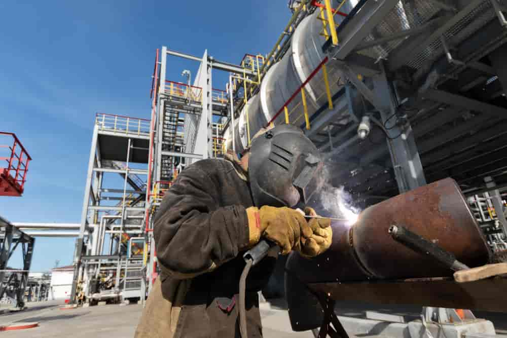 Oil and Gas Welding Industry
