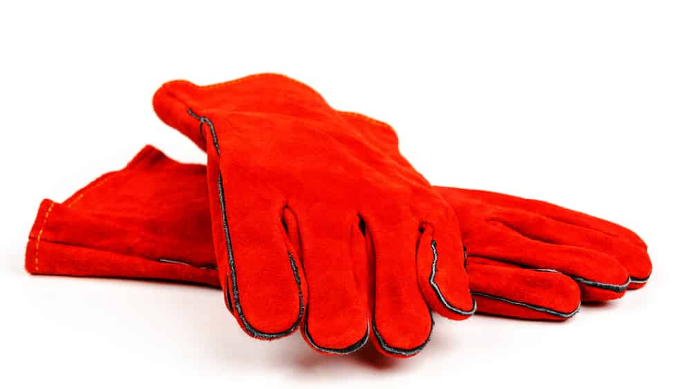 Welding Gloves for Welding In the Rain